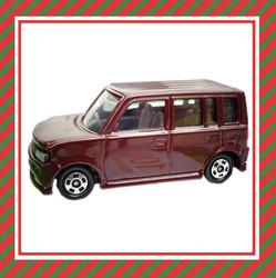 Custom Made Metal Car Model Mini Toyota Model Toys
