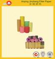 De papel de filtro perfecto con la permeabilidad del aire para el aire/aceite/filtro de combustible
