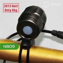1000 lumens bike light INTON dirt bike with headlight CE,ROHS