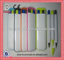 Promotional fine tip ball pen