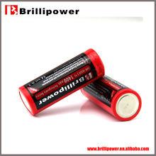 Brillipower lithium polymer batteries electric car/18500 lithium battery/li ion battery 18500