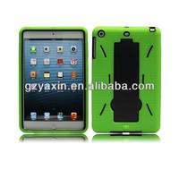 Design Case For Ipad Mini/Kickstand Case For Ipad Mini/Defender Case