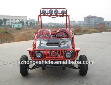 110cc air cooled chain drive automatic go kart