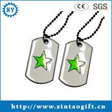 Hot sale fashion dog collar tag maker in China