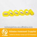 sarı renkli düz geniş silikon kauçuk bant