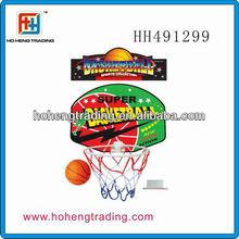fashion basketball stands set, plastic basket ball stands,children basketball stands