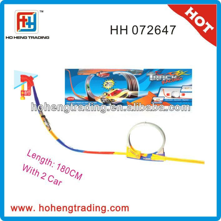 kids plastic toy train traks 180CM