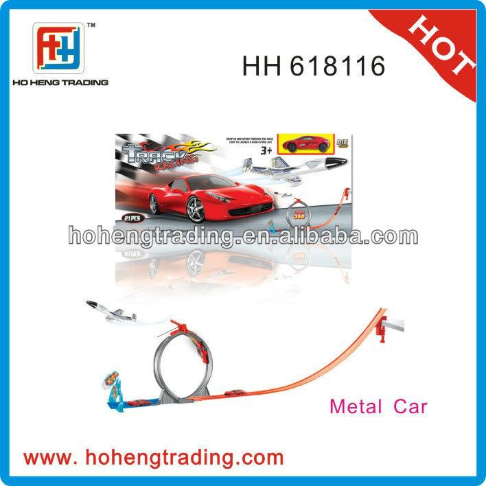2013 hot selling railway racing train toy