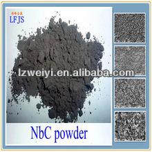Metal carbide powder