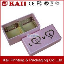 personalizado de acetato de regalo cajas de fabricante en china