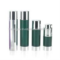 15, 30 & 50ml Twist up Airless Bottles (144AB-GR210B Series)