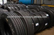 USA & Canada Manufactured Retread Truck Tires Export