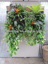produttore produttori di parete verde verticale modulare fioriere