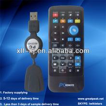 037p China supplier pc remote control