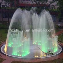 Outdoor shooting fountain