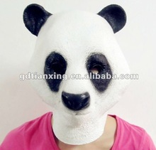 Panda Movies Mask Latex Mask Realistic Children Animal Mask