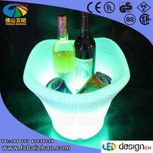 BaiZhao European style functional LED light beer barrel