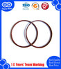Singwax 2013 hot sale high quality NBR/ HNBR/ SI/ VITON/EPDM national oil seal sizes manufacturer