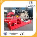 marca lanco centrífugas multicelulares horizontais motor diesel e motor para bomba de incêndio