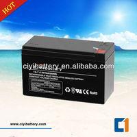 UPS Battery AGM Lead Acid Battery 12V 7.2AH