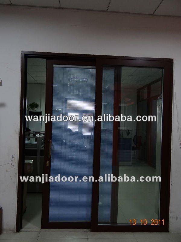 aluminum extrusion sliding glass door