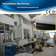 2012 New PP hollow sheet making machine PE hollow sheet machine