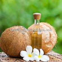 crude coconut oil for make soap