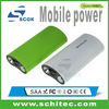 Manufacturer wholesale mobile phone power bank 5200ma mains