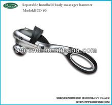 Professional separable far infrared full body muscle massage hammer BCD-60