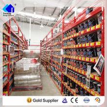 Jracking warehouses mobile phone shelf
