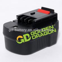 BLACK & DECKER 14.4V Spring Loaded Slide Pack Battery