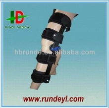 Post-op hinged knee support-----Factory