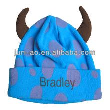 blue crochet baby hat patterns free