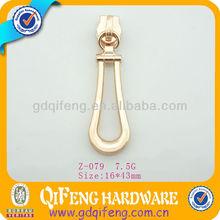 Jaqueta puxador de zíper, Barato puxador de zíper da China Z-079