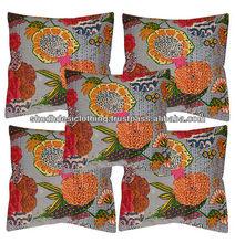 Hi Fashion Tropicana Cotton Fruit Print Cushion