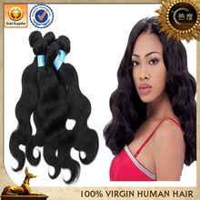 Best quality hot sale virgin 5a silky straight 100% virgin indian hair 5a natural body wave virgin indian hair
