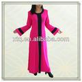 zarif taş islami uzun elbise Müslüman