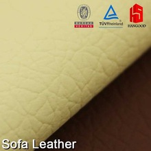 pvc synthetic leather for sofa, bed, chairs