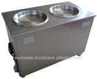 ICE CREAM - ICE CREAM FRYING MACHINE 2-BOWL