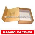 Personalizado impresso& design em forma de livro caixa de presente de impressão cmyk atacado