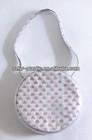 Round Shape Plastic PVC Cosmetic Bag