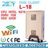 XCY L-18 low voltage CPUs!!! htpc mini aluminum, computer case micro atx, HTPC Mini-ITX case