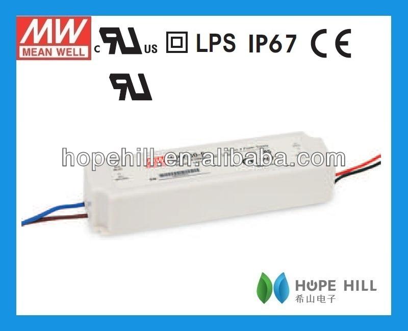 MEANWELL LPV-60-36 60W 36v Single Output LED Power Supply LED Driver