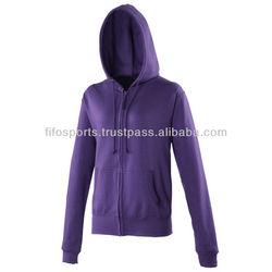 Women Casual Long Pattern Thicken Fleeces Hoodies