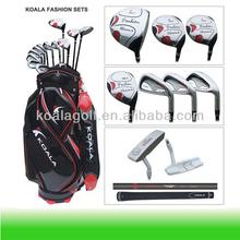 Golf Club Set with Bag,KOALA fashion sets