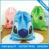 Cheap plain wholesale cotton drawstring bag