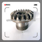 High precision motorcycle bevel gears for tricycle