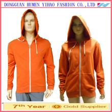 Wholesale Unisex Blank Pullover Hoodies/billabong clothing