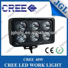 guangzhou cree T6 led work light led work lamp used toyota jeep led car light 4x4 automotive parts