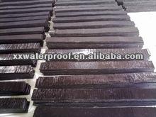 Self adhesive modified bitumen strip